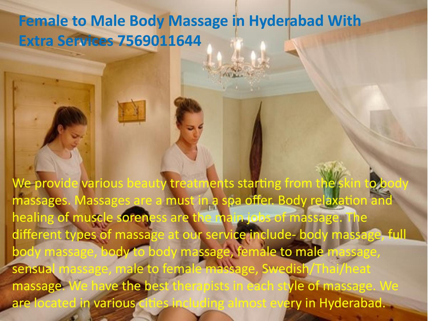 To with body ending massage body happy Body to