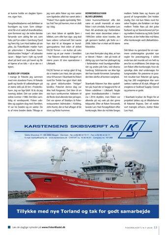 Page 13 of FISKERIET EN DØD SILD I LILLEBÆLTS-REGIONEN