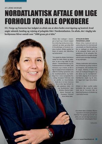 Page 16 of NORDATLANTISK AFTALE OM LIGE FORHOLD FOR ALLE OPKØBERE