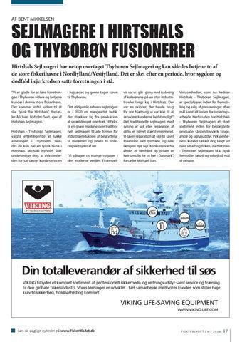 Page 17 of SEJLMAGERE I HIRTSHALS OG THYBORØN FUSIONERER