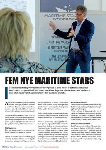 Page 18 of FONDSDONATION STYRKER DANSK SØREDNING