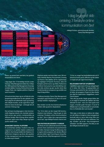Page 7 of LOKAL EKSPERT I GLOBALT SHIP MANAGEMENT