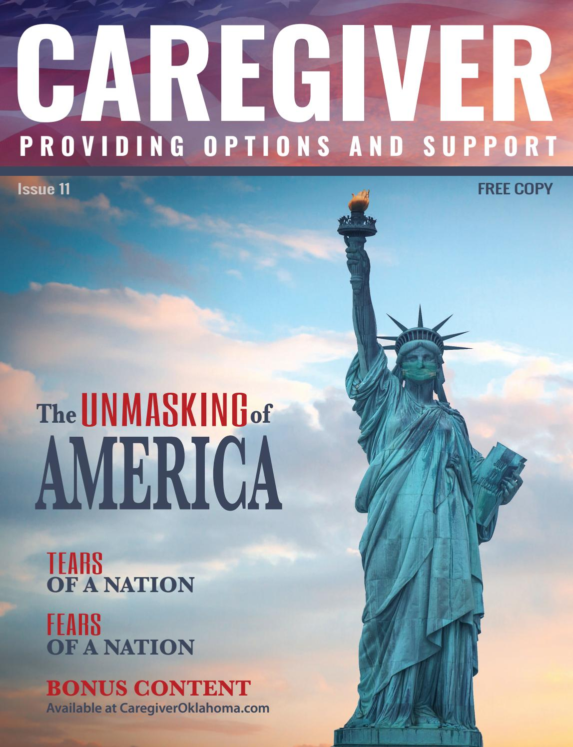 CAREGIVER Magazine-Providing Options and Support Issue 11 by ...