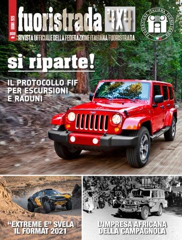 Fuoristrada 4x4   Giugno 2020 by Federazione Italiana Fuoristrada