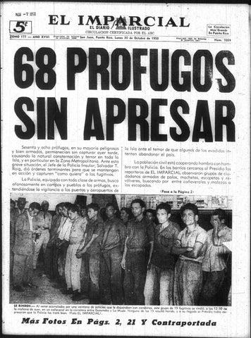 El Imparcial 30 Oct 1950 By La Coleccion Puertorriquena Issuu