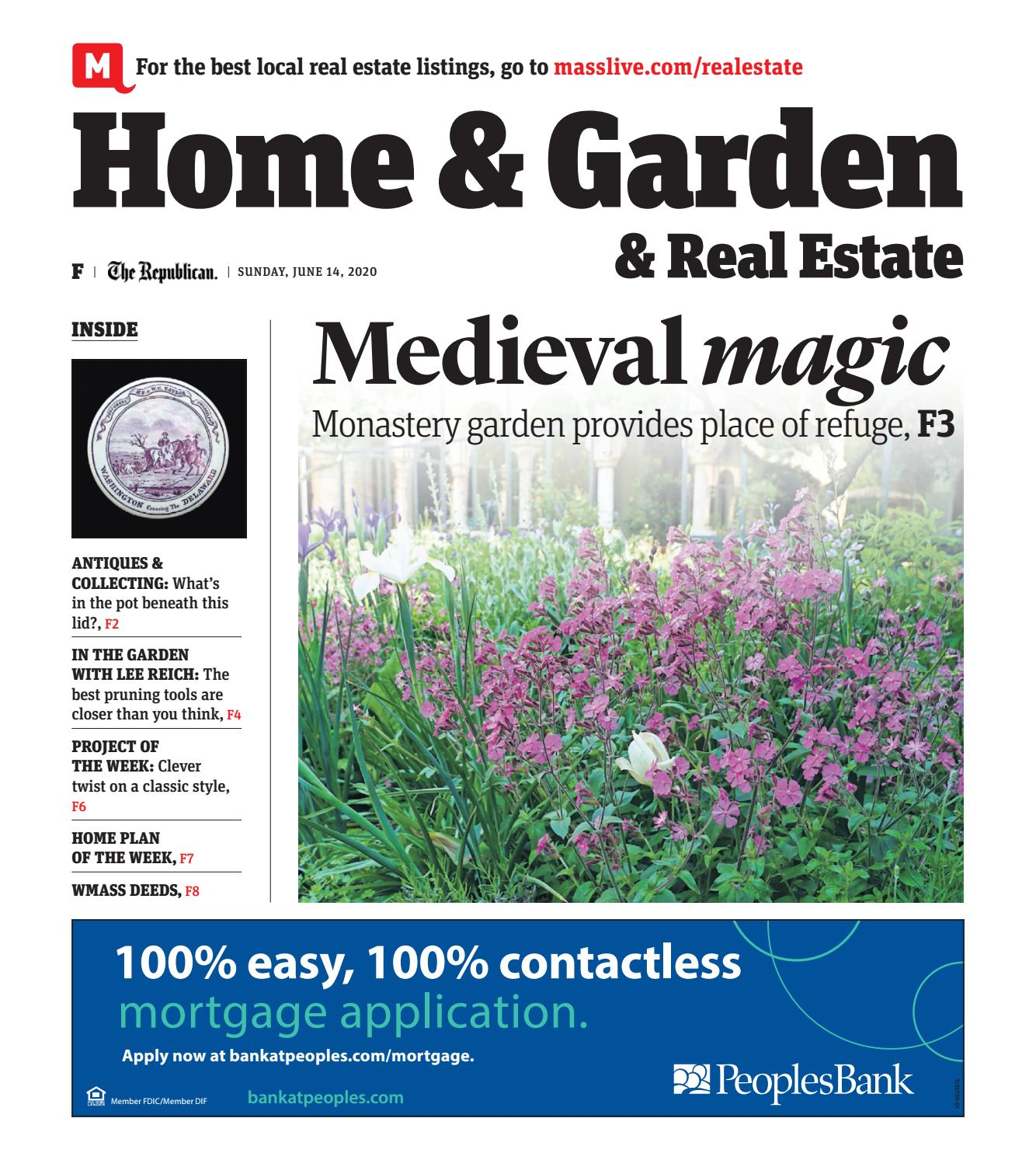 Home and Garden, and Real Estate June14, 2020 by repubnews