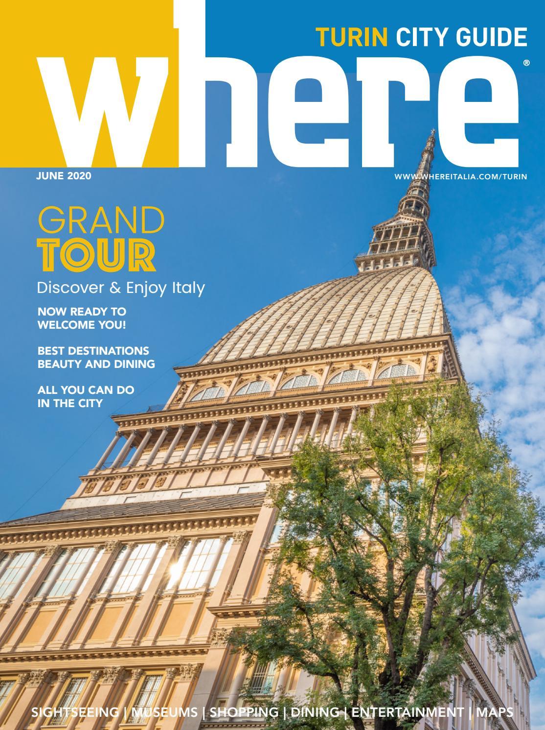 Where Turin N 21 June 2020 By Where Italia Issuu Approda a milano un format innovativo per i sushi addicted: turin n 21 june 2020 by where italia