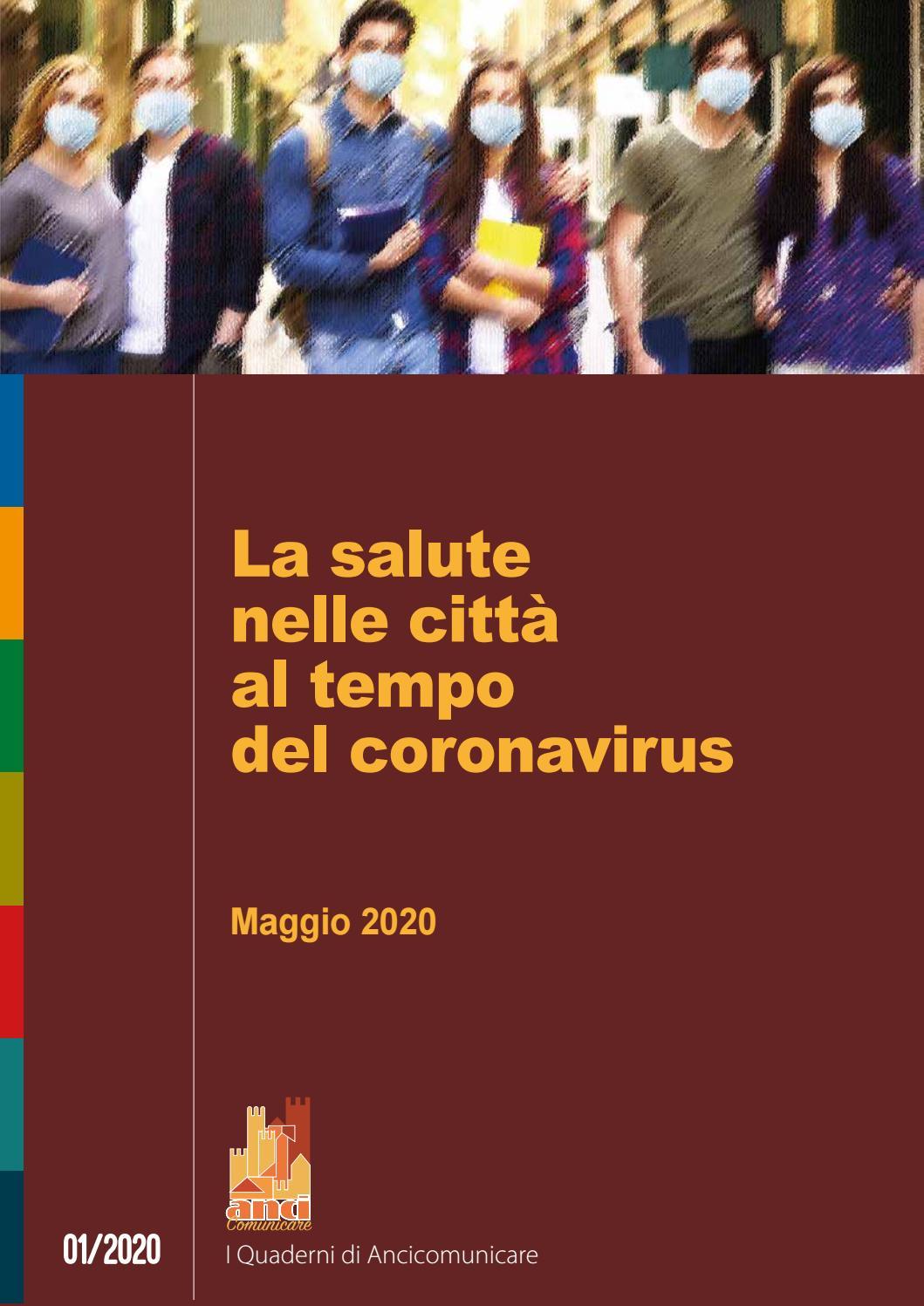 La Salute Nelle Citta Al Tempo Del Coronavirus By Ancicomunicarebook Issuu