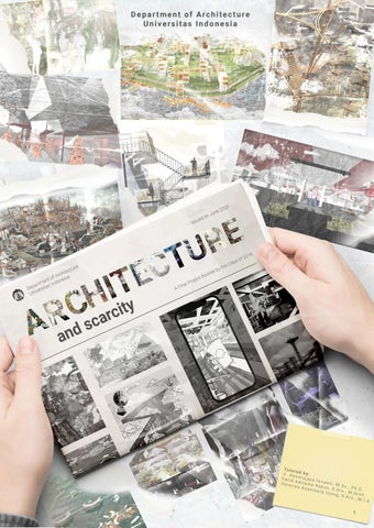 Architecture And Scarcity Final Project Universitas Indonesia 2020 By Tugas Akhir Departemen Arsitektur Ui 2020 Issuu
