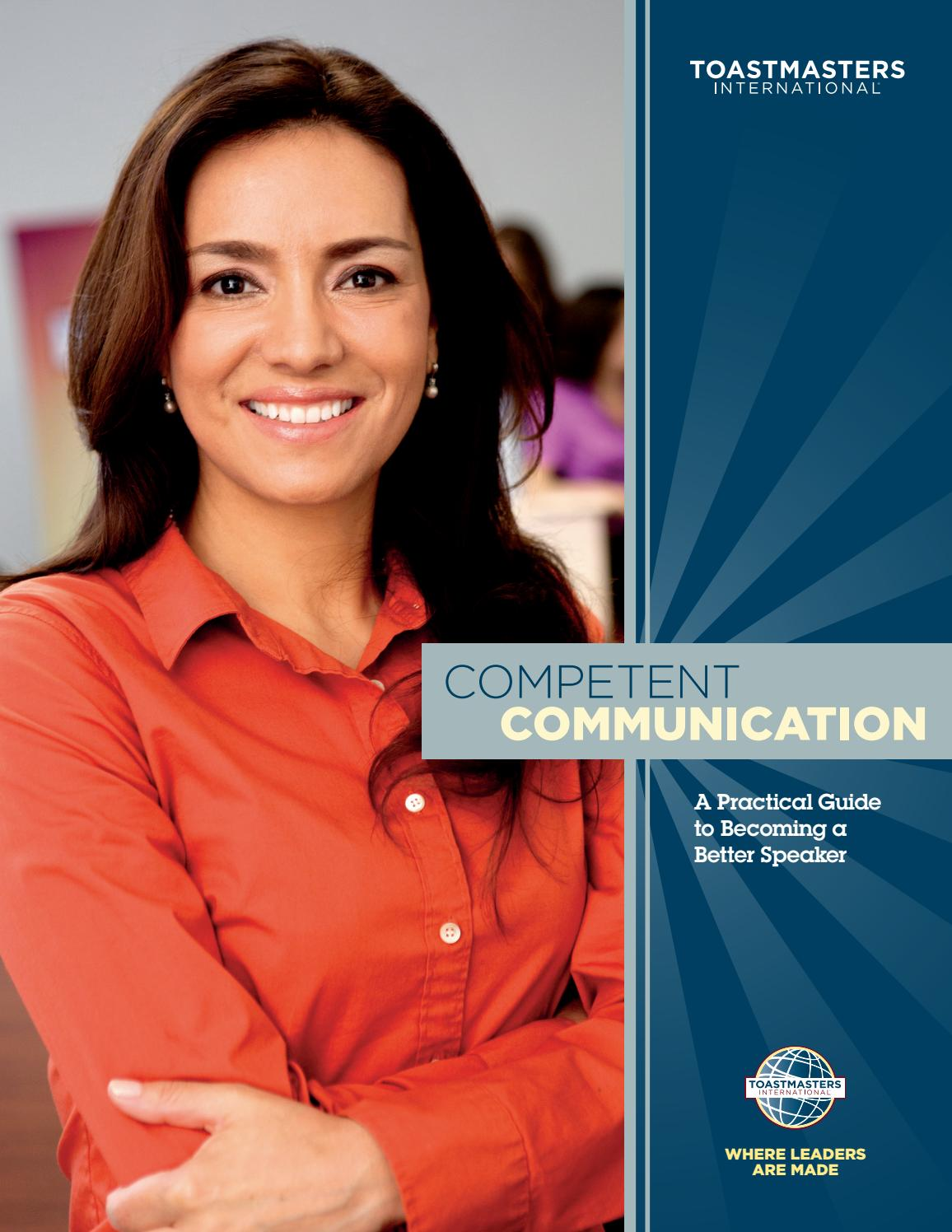 Toastmasters International Cc Manual By Amdavad Toastmasters Club Issuu