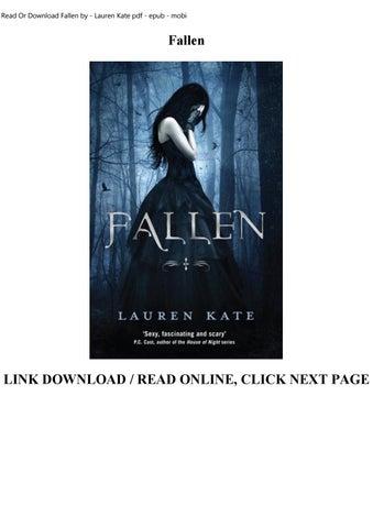 fallen book 1 lauren kate pdf free download