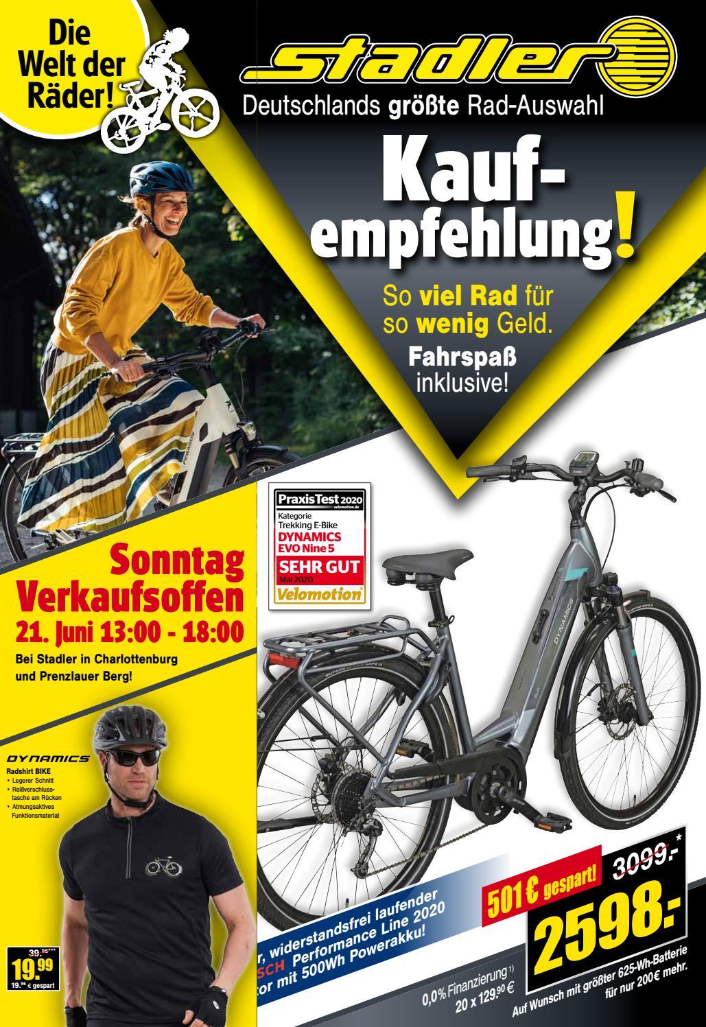 Sonntag zweirad verkaufsoffener stadler fürth Fahrrad Stadler