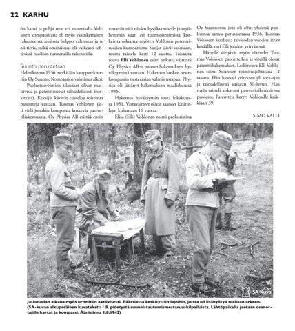 Page 22 of Uudet MPK-kiväärit käyttöön