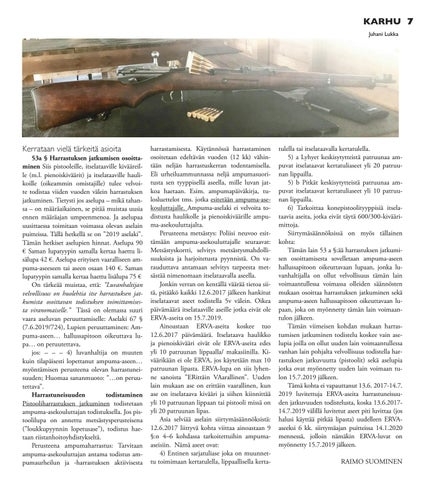 Page 7 of Aseluvan hakeminen