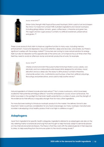 Page 15 of Adaptogens
