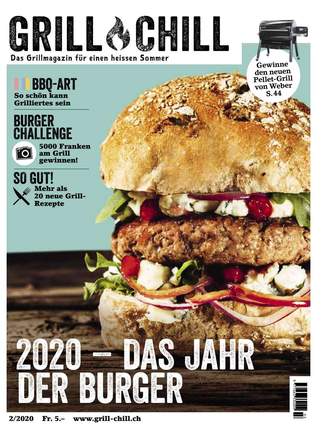 Grill Chill 2 2020 By Verlag Martin Schaub Issuu