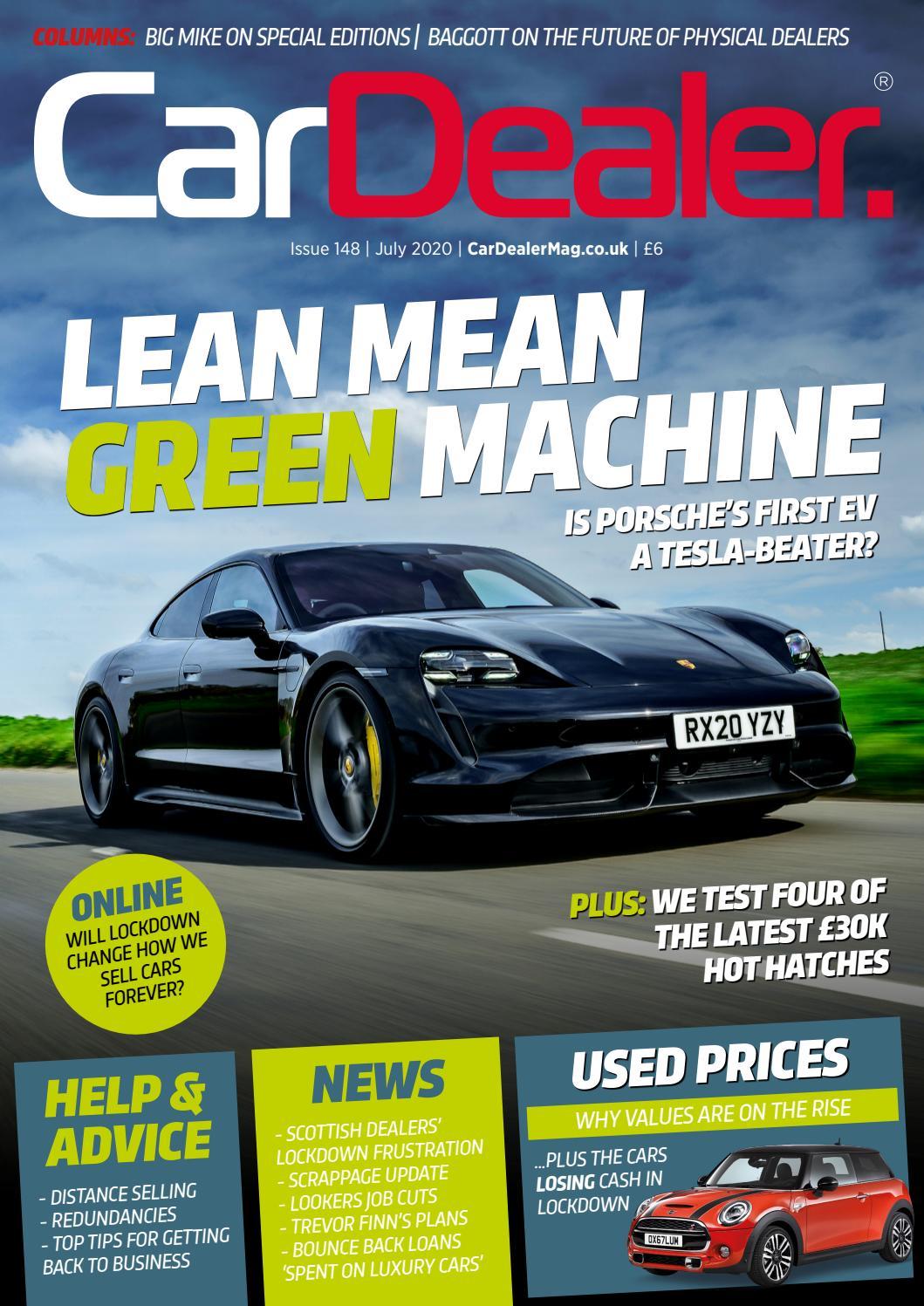 Car Dealer Magazine Issue 148 By Blackball Media Issuu