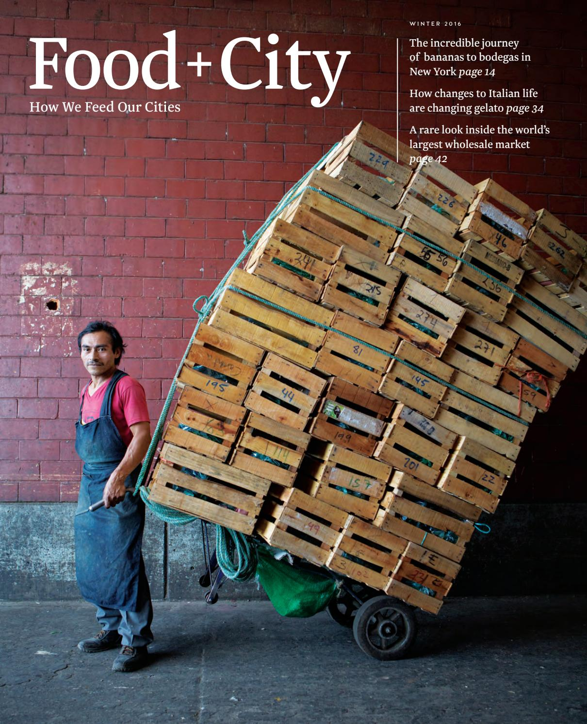 Bundle Food City Magazine All Five Issues By Robyn Metcalfe Issuu