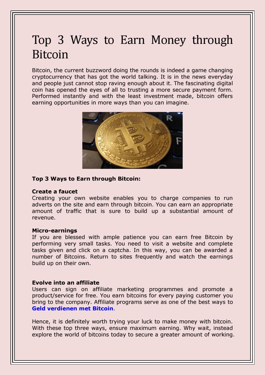 Ist es sicher, in bitcoin 2021 zu investieren?