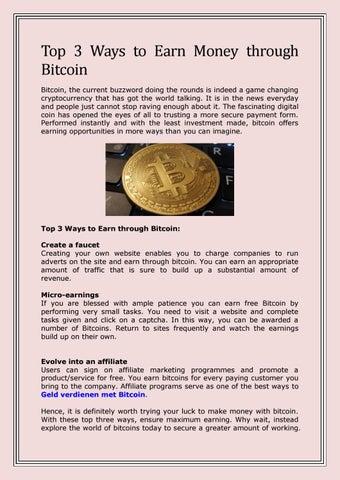 unser ausführlicher erfahrungsbericht zu 24option wie bitcoins geld verdienen