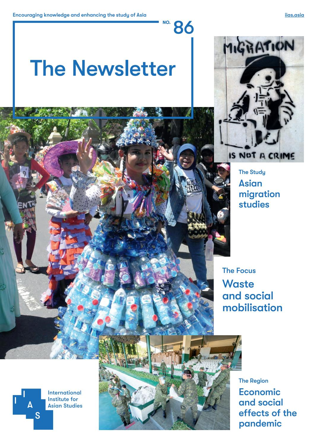 The Newsletter 86 Summer 2020 By International Institute For Asian Studies Issuu