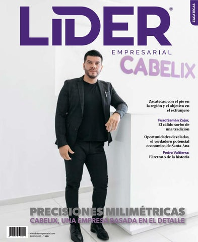 Líder Empresarial Zacatecas No. 9