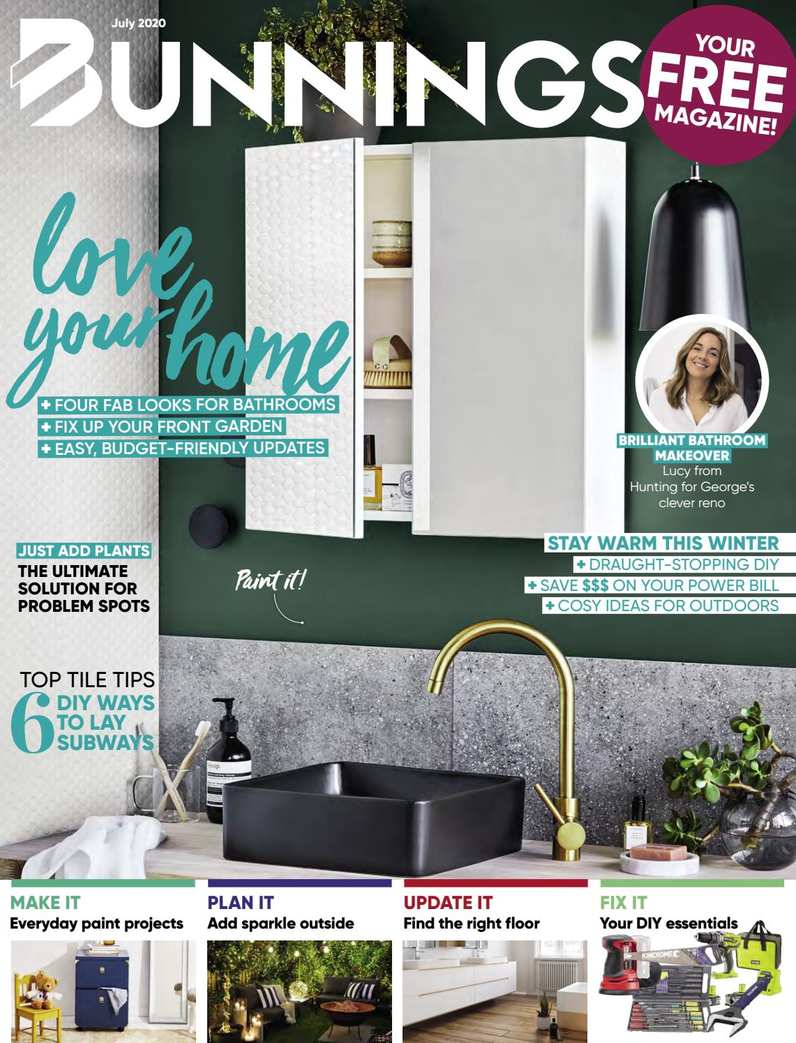 Picture of: Bunnings Magazine July 2020 By Bunnings Issuu