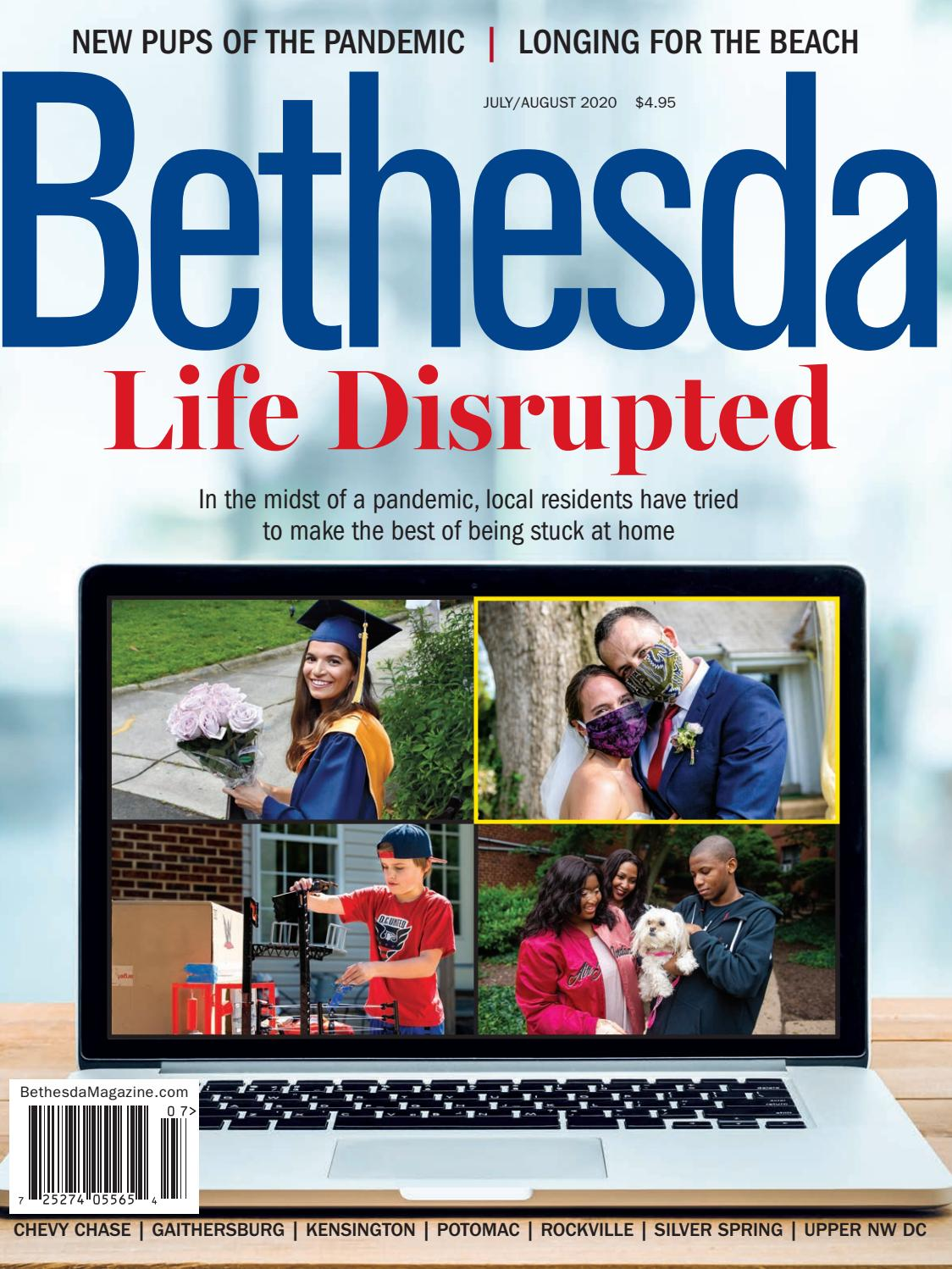 Christmas In July 2020 Emma Johnson Bethesda Magazine: July August 2020 by Bethesda Magazine   issuu