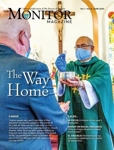 Timothy Christian School Nj Christmas Bazaar 2020 Monitor Magazine June 2020 by Diocese of Trenton   issuu