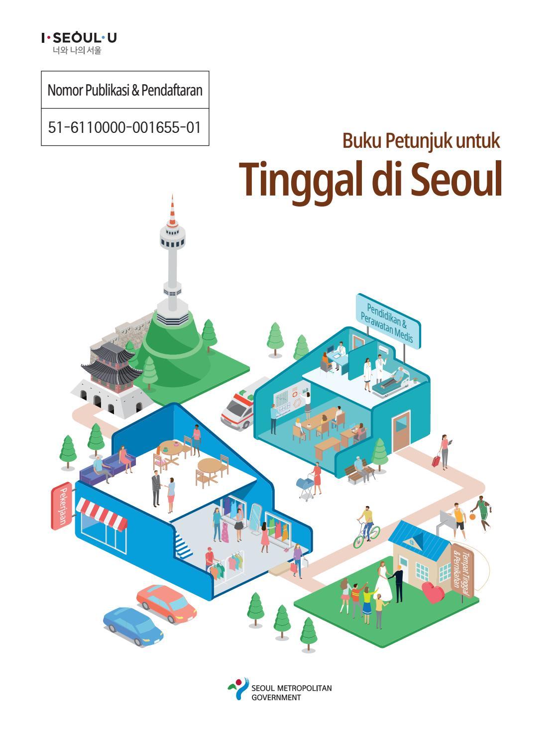 """Buku Petunjuk Untuk Tinggal Di Seoul By Seoulglobalcenter Ì""""œìš¸ê¸€ë¡œë²Œì""""¼í""""° Issuu"""