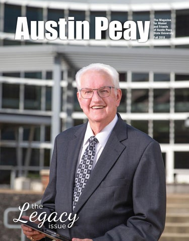Austin Peay State University Fall 2018 Magazine By Kristenmiller Issuu