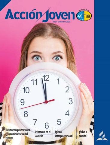 Pdf Revista Acción Joven 3º Trimestre Del 2020 By Igreja Adventista Do Sétimo Dia Issuu
