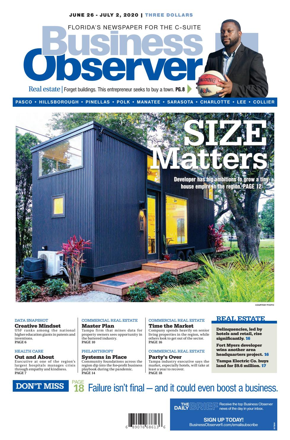 Business Observer 6 26 20 By The Observer Group Inc Issuu
