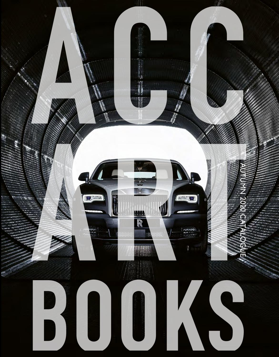 Acc Autumn 20 Catalogue By Acc Art Books Issuu