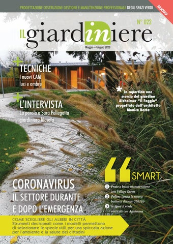 Il Giardiniere 022 Maggio Giugno 2020 By Edizioni Laboratorio Verde Issuu