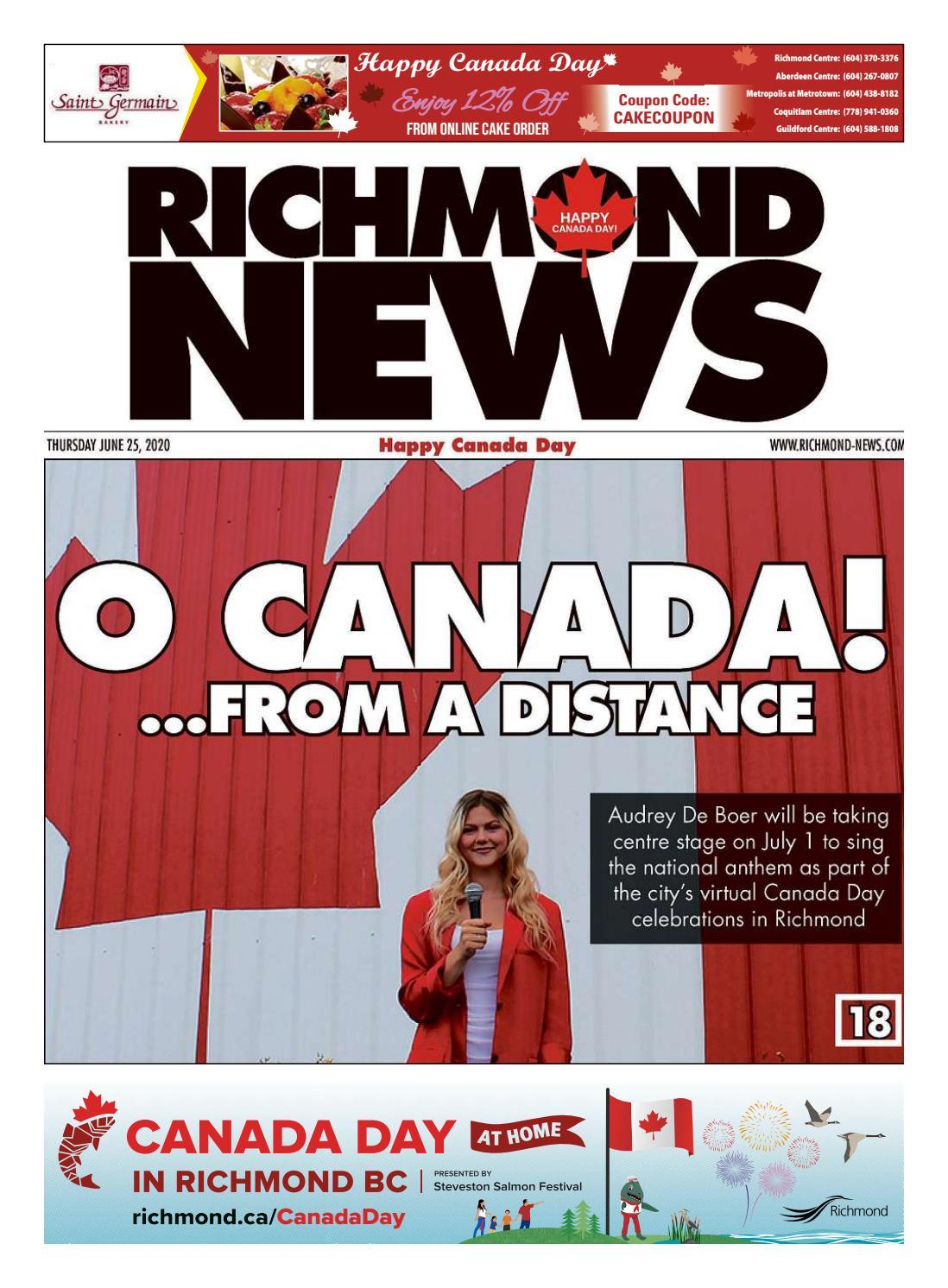 Richmond News June 25 2020 By Richmond News Issuu