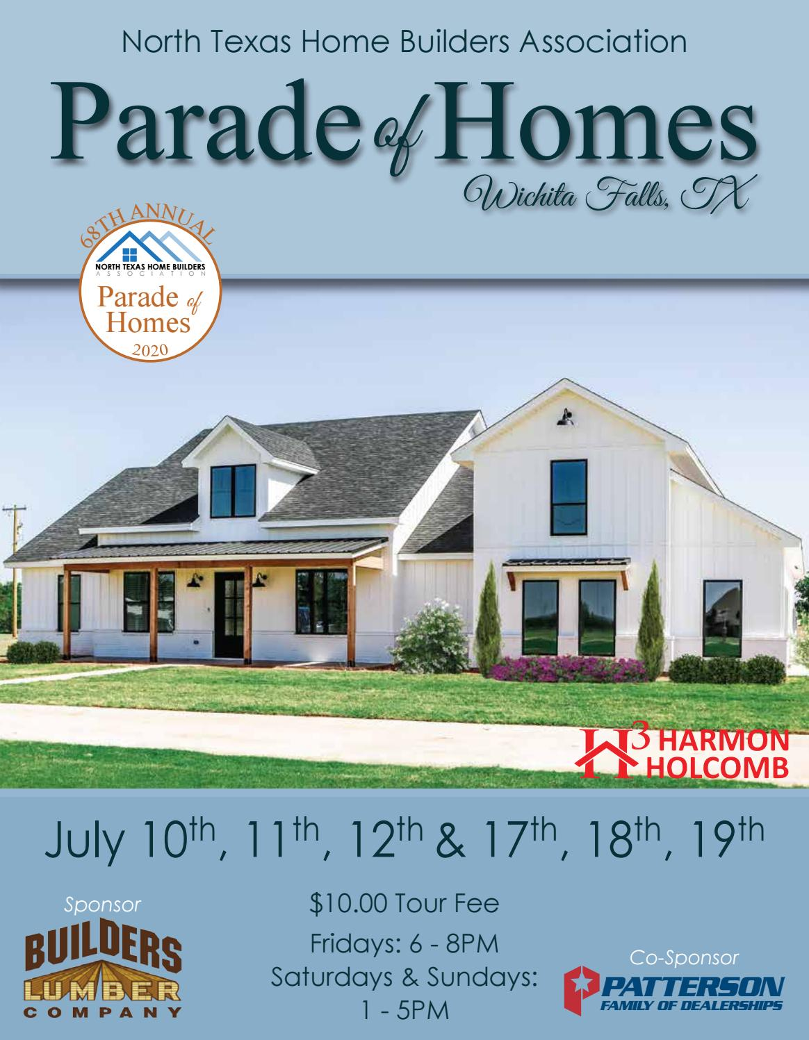Parade Of Homes Housing Guide Magazine By Teri Gibson Issuu