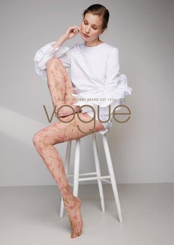 Vogue Hosiery Ss 2021 Lookbook By Nanso Issuu