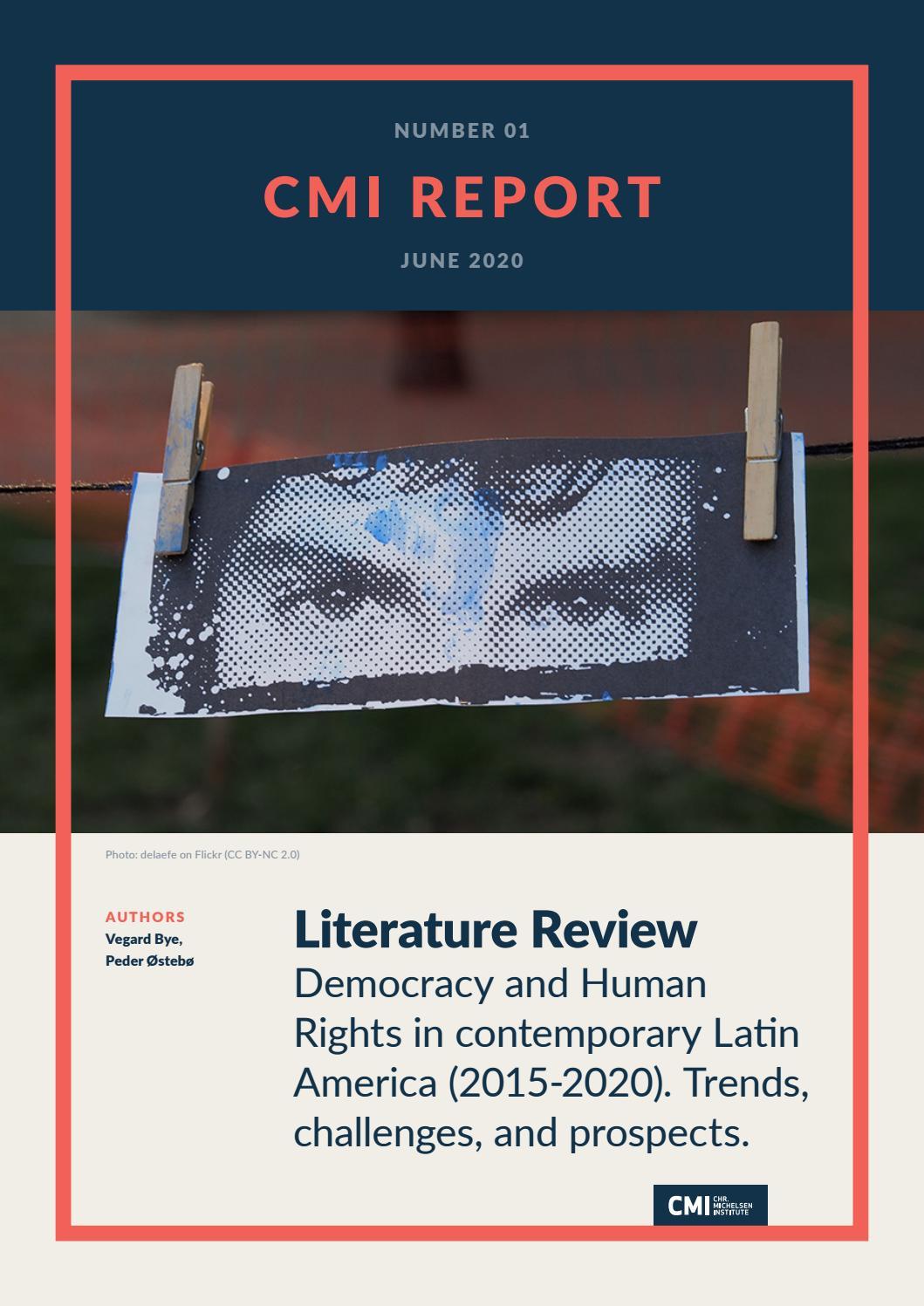 literature review demand money bolivia