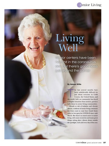 Page 29 of SENIOR LIVING