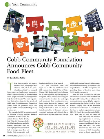 Page 32 of IN YOUR COMMUNITY