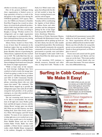 Page 33 of IN YOUR COMMUNITY