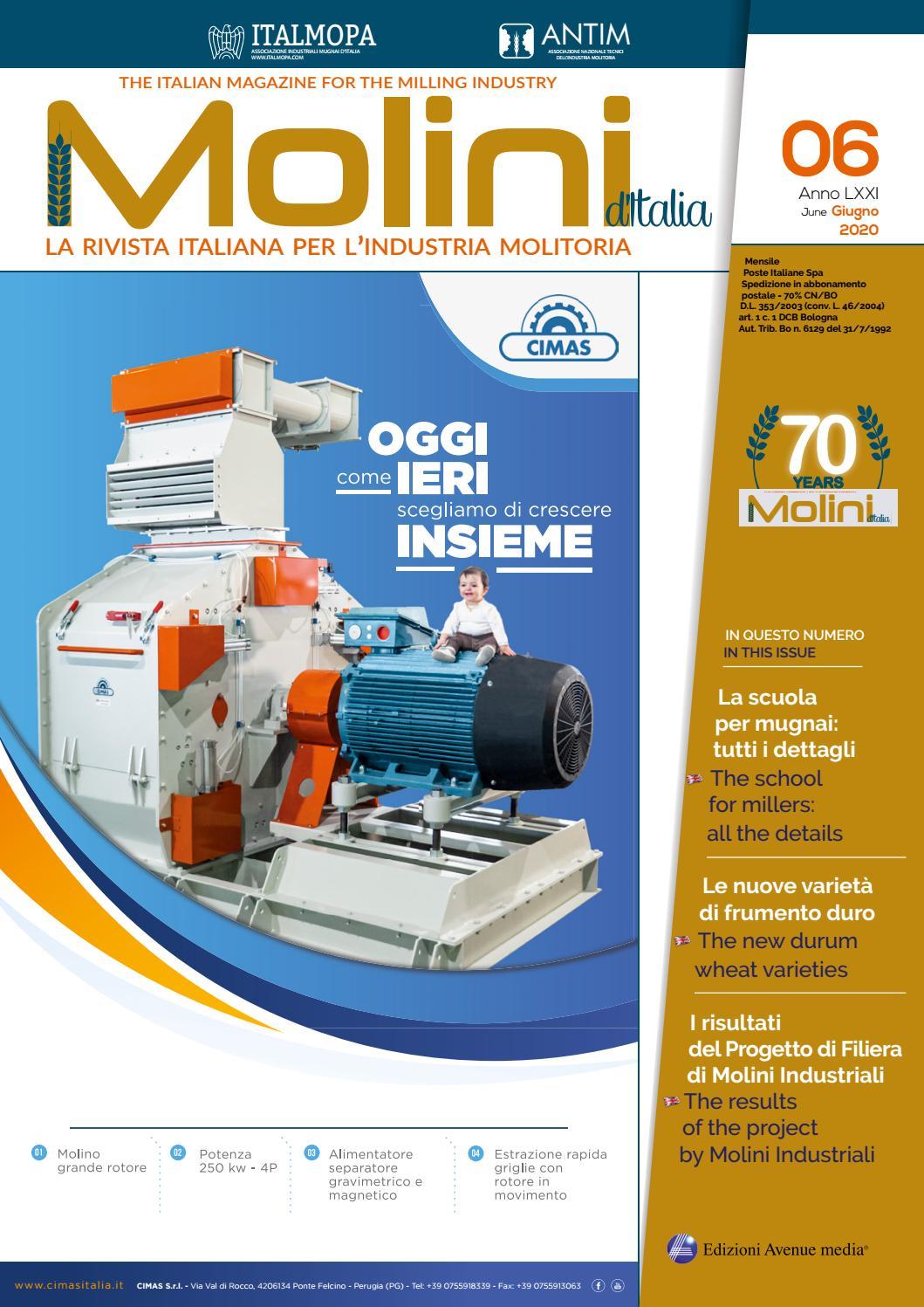 Molini D Italia Giugno By Avenue Media Issuu