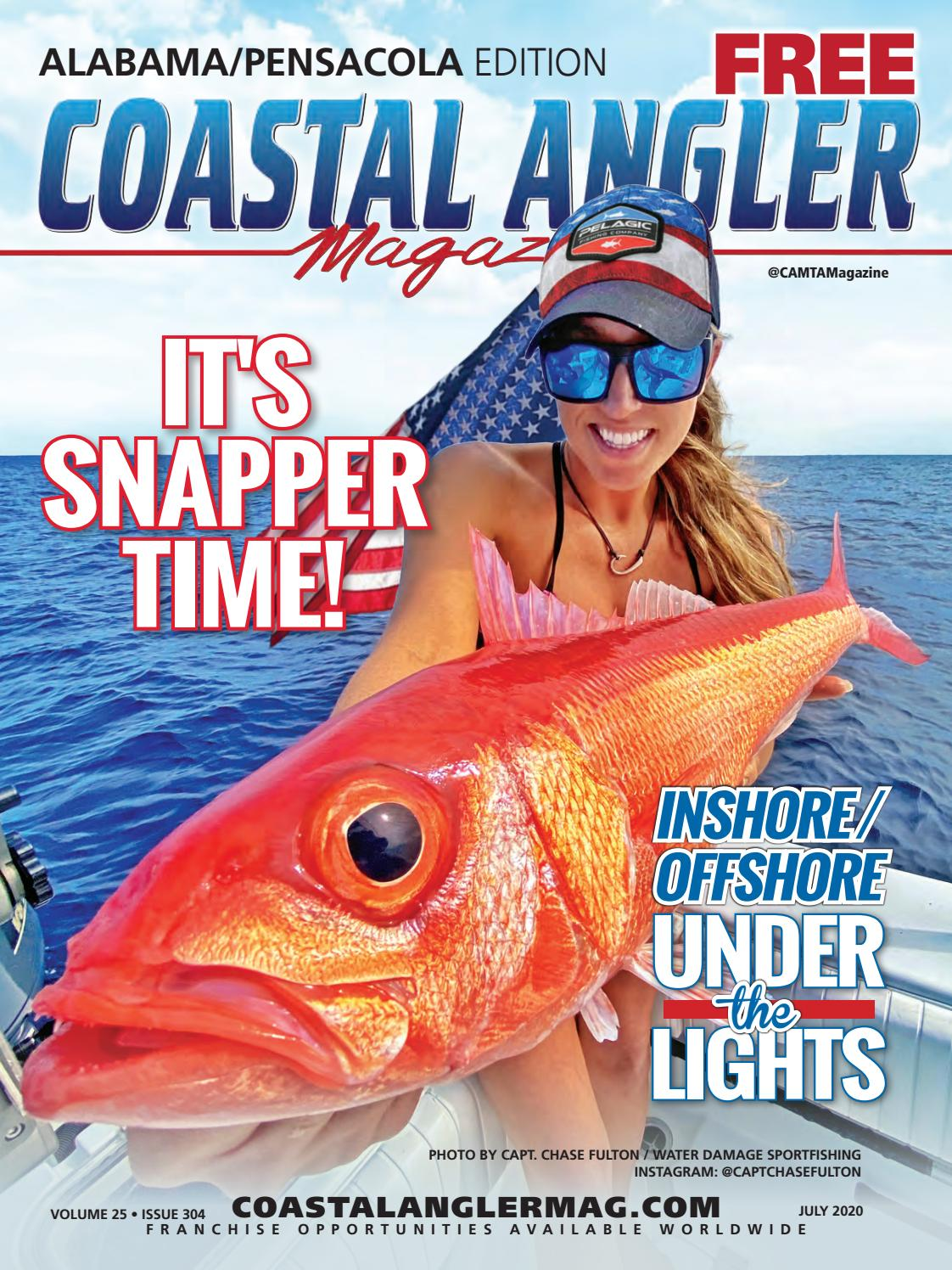 Coastal Angler Magazine | July 2020 | Alabama/Pensacola Edition by Coastal  Angler Magazine - issuu