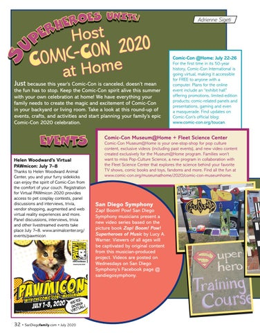 Page 32 of Host Comic-Con 2020 at Home
