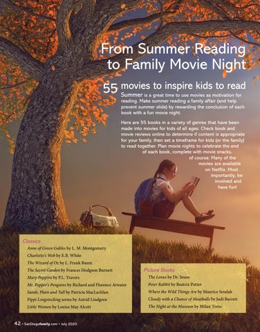 Page 42 of From Summer Reading to Family Movie Night