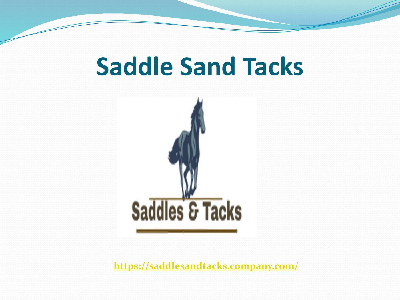 Western Horse Saddles By Saddle Sand Tacks Issuu