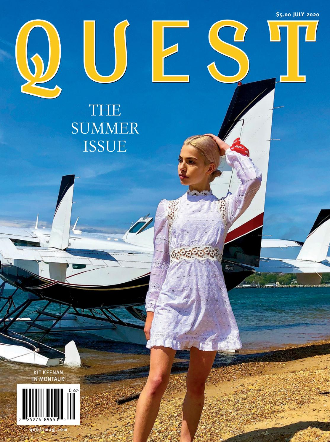 Quest Magazine July 2020 by QUEST Magazine - issuu