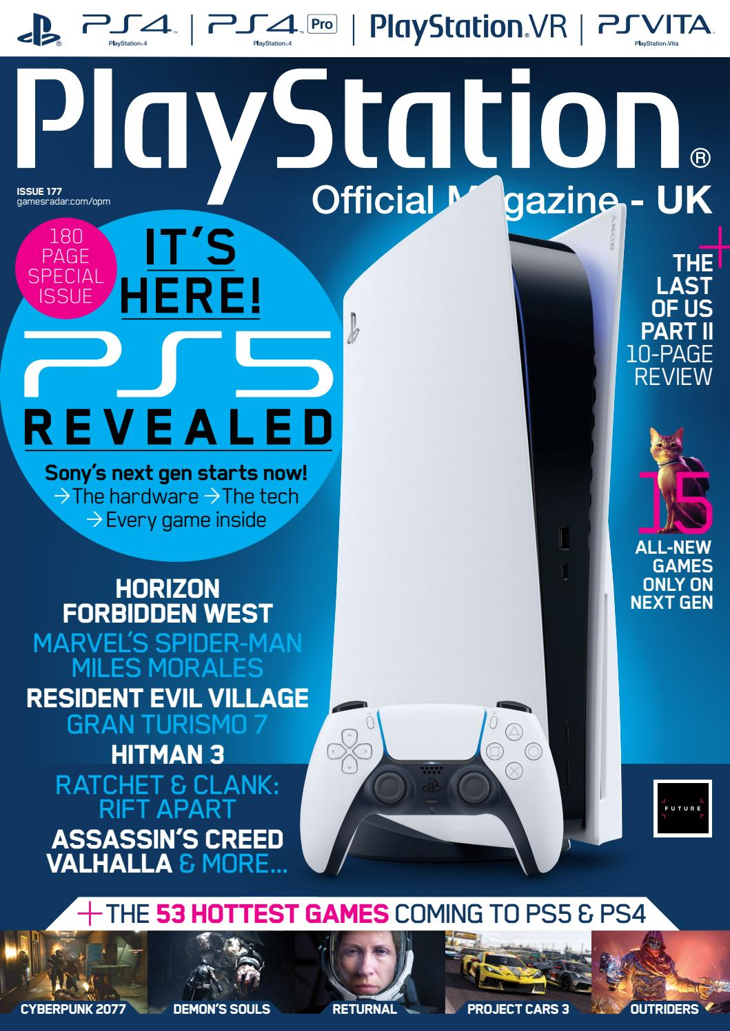 Official Playstation Magazine 177 Sampler By Future Plc Issuu