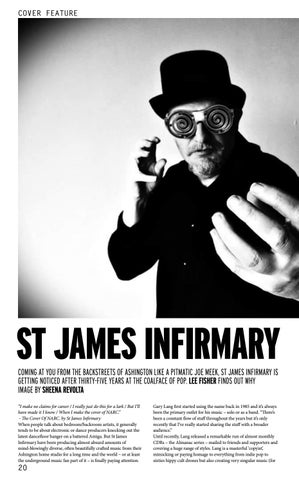 Page 20 of ST JAMES INFIRMARY